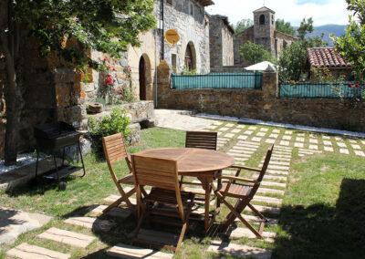 Casa del Diezmo en la Montaña Palentina