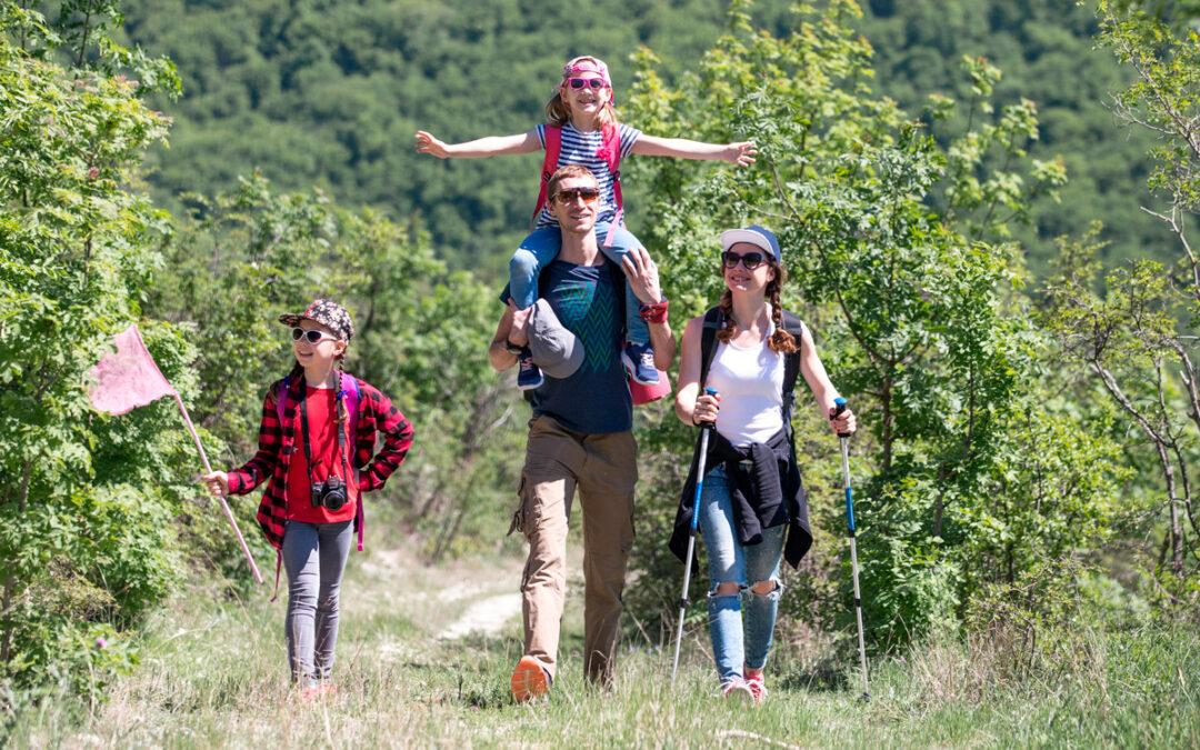 Planes con los niños en la Montaña Palentina
