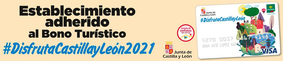 Casa del Diezmo. Establecimiento adherido al Bono Turístico de Castilla y León